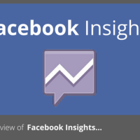 An Overview of Facebook Insights